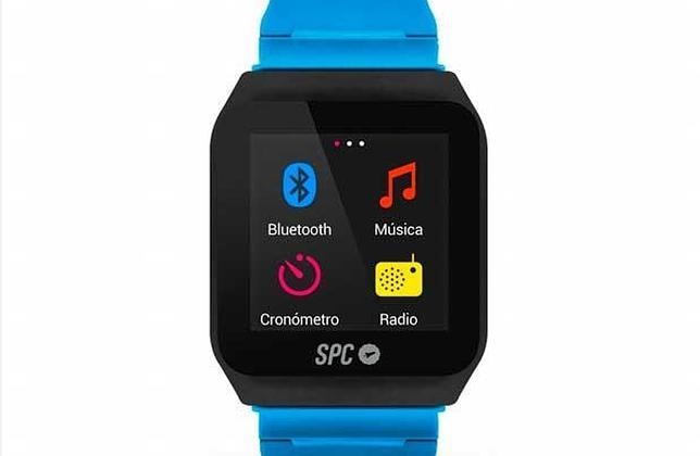 SPC Sport Bluetooth Watch, un reloj sencillo