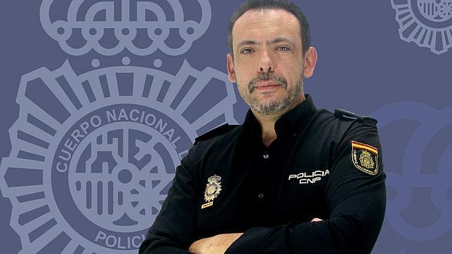 José Nieto es jefe del Centro de Inteligencia y Análisis de Riesgos de la Comisaría General de Extranjería y Fronteras de la UCRIF policial