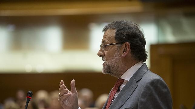 Mariano Rajoy se moja con Cataluña y la corrupción en una semana clave