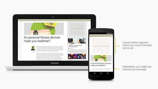 ¿Está dispuesto el usuario a pagar para evitar los anuncios en internet?