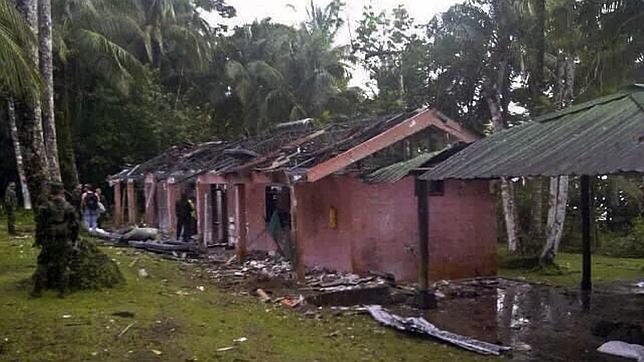 Las FARC advierten de que las operaciones militares ponen en peligro el proceso de paz