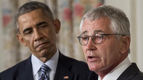 Dimite el jefe del Pentágono por desacuerdos con Obama