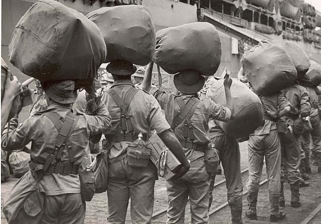 La «Força Expedicionaria Brasileira» se batió contra los alemanes en Italia