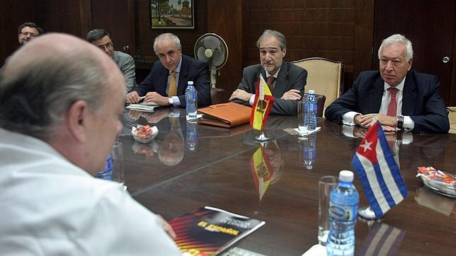 García-Margallo terminó este martes una visita oficial de dos días a la isla caribeña