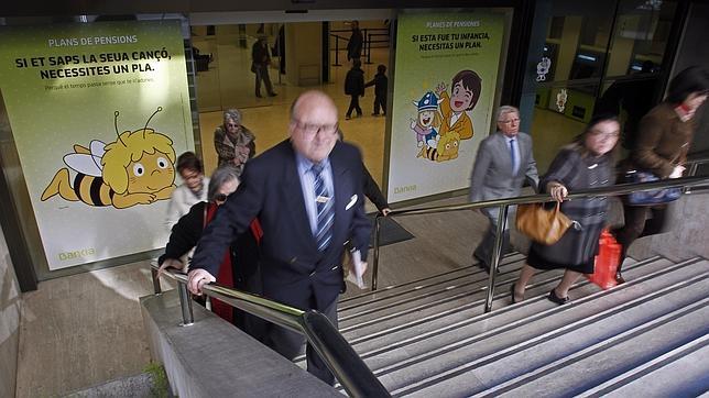 Condenan a Bankia por vender preferentes a un enfermo de tetraparesia con una discapacidad del 85%