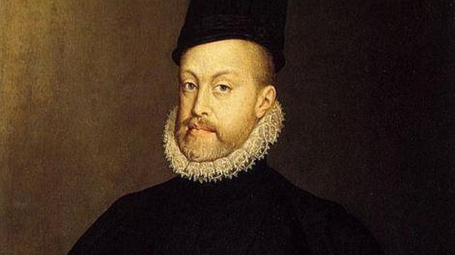 El retrato de Felipe II que se exhibe en el Museo del Prado