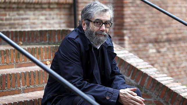 El escritor Antonio Muñoz Molina, fotografiado en la Residencia de Estudiantes de Madrid