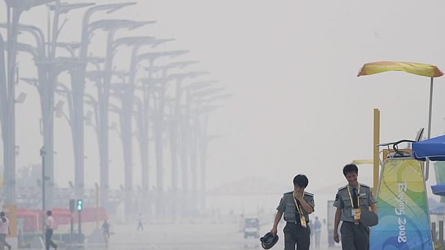 China ha aprobado el borrador de ley que limita la contaminación ...