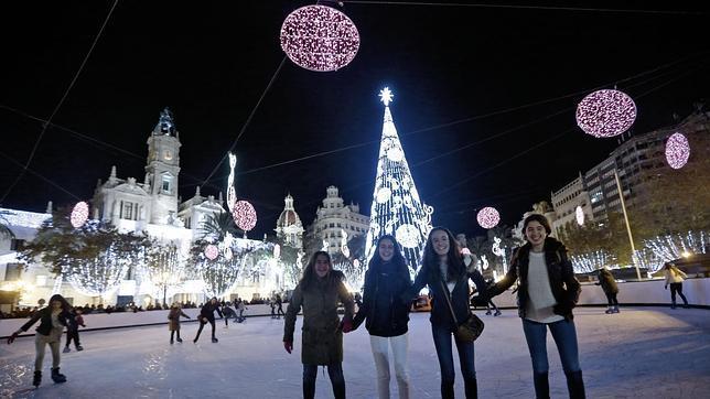 El jueves 4 de diciembre encendido de la iluminaci n - Iluminacion en valencia ...