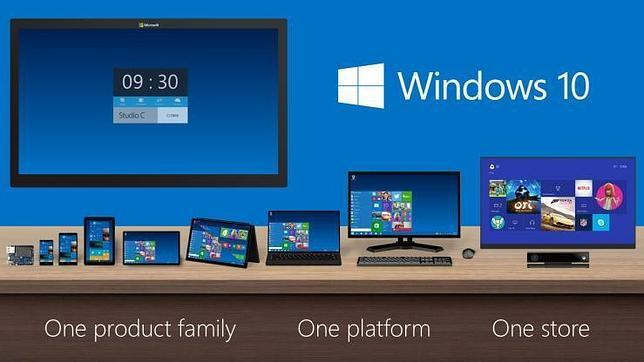 Microsoft presentará en enero la versión de Windows 10 para el consumidor