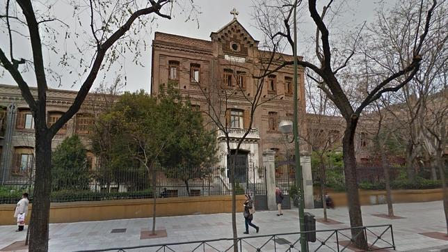 El misterioso edificio de la calle Conde Peñalver, actualmente, una residencia de ancianos