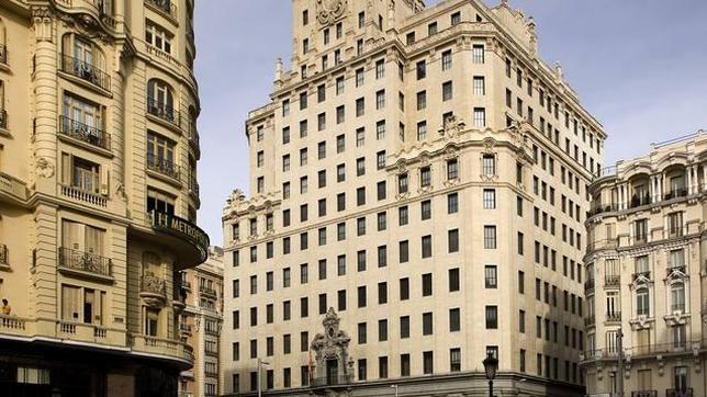 los diez edificios ms singulares de madrid