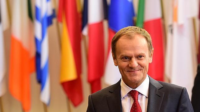 El polaco donald tusk comienza su andadura al frente del for Presidente del consejo europeo