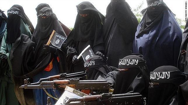 Miembros de Al Shabab en una imagen de archivo