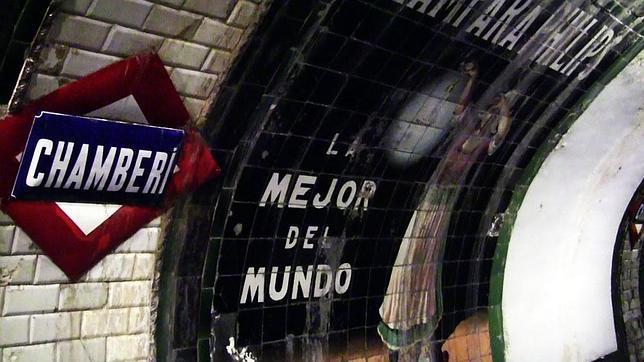 Viajar al pasado en el Metro de Madrid desde su museo - ABC.es