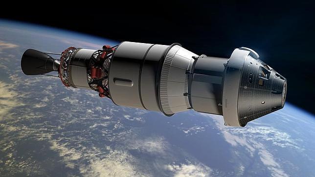 Orion, el regreso del hombre al espacio
