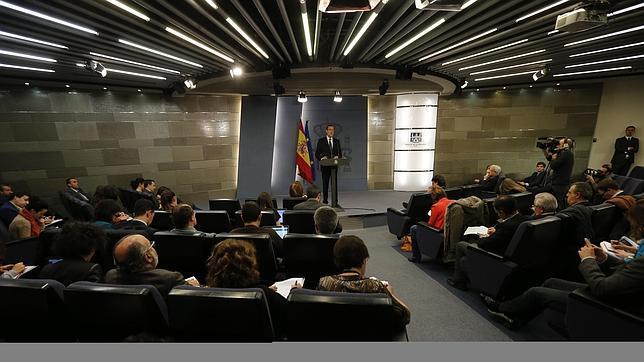 Presidentes con regi n y hasta con palacio for Sala 0 palacio de la prensa
