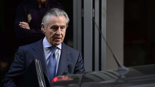 La Audiencia Nacional confirma la incorporación de los correos de Blesa al caso Bankia
