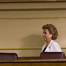 Una concejal de Madrid, finalista al premio «diputada ausente» - ABC.es