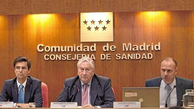 Javier Maldonado, el tercer consejero de Sanidad en tres años