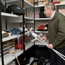 Madrid recauda euros en la subasta de objetos for Oficina objetos perdidos madrid