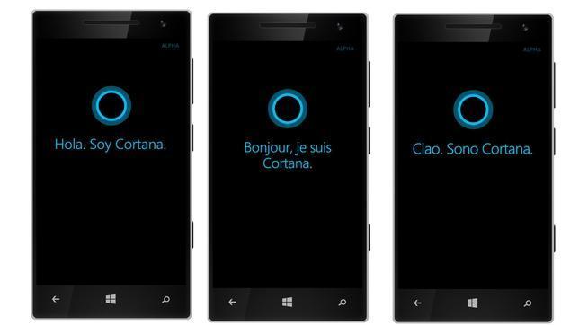 Cortana, el «Siri» de Windows Phone, llega a España