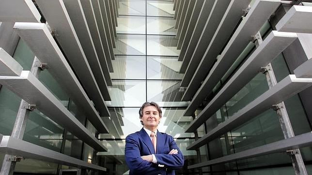 Rubén Moreno, fotografiado cuando era director general del Centro de Investigación Príncipe Felipe de Valencia