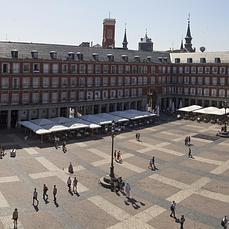 Luz verde a las reformas en la Plaza Mayor - ABC.es