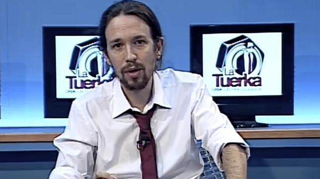 Un empresario acusa a Pablo Iglesias de cobrar en negro