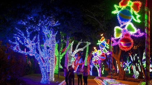 d222397d6bb Cómo tomar buenas fotos de luces navideñas y fuegos artificiales