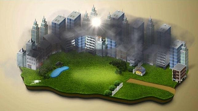 La «aspiradora» que convierte el aire contaminado en diamantes