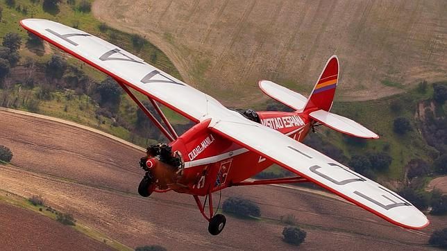 Gran exhibición de aviones históricos en Cuatro Vientos