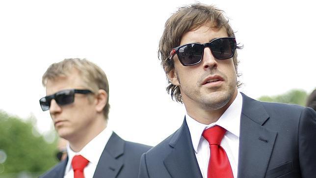 Raikkonen ataca a Alonso: «Con Vettel mejorará el ambiente del equipo»