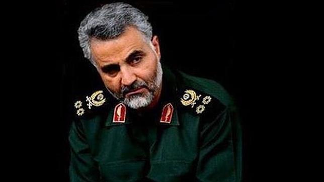 Qassem Suleimani, jefe de la unidad de acción exterior de la Guardia Revolucionaria de Irán
