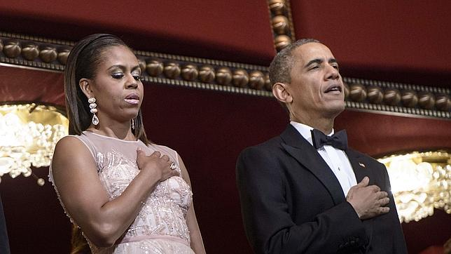 Así fue la primera cita de Michelle y Barack Obama