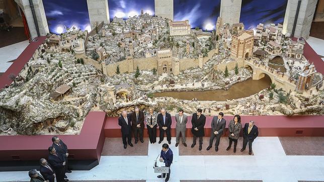 Un gran bel n de 150 metros en tributo al greco estrella for Correo comunidad de madrid