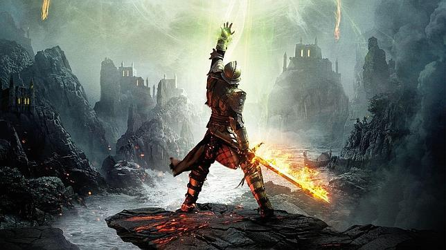 Captura de «Dragon Age: Inquisition»