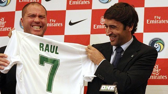 El debut de Raúl en Estados Unidos ya tiene fecha