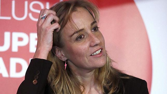 Tania Sánchez, candidata de IU a la Comunidad de Madrid