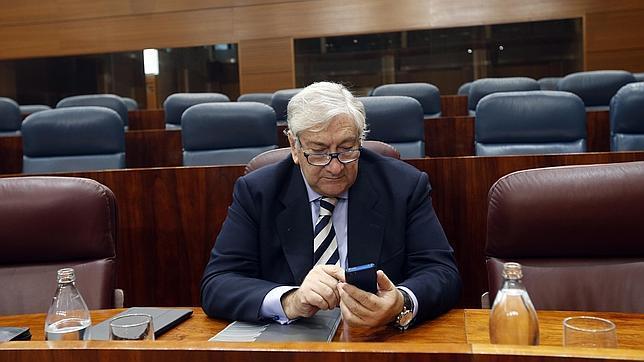 El consejero de Sanidad de Madrid: «Si lo hubiera hecho mal ... - ABC.es