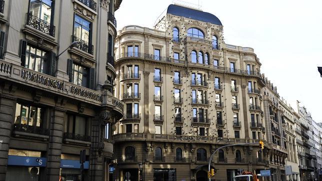 Barcelona la ciudad m s cara de espa a en alojamientos Hoteles en barcelona ciudad