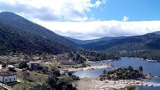 El embalse del Burguillo, en el valle de Iruelas