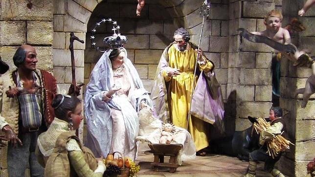 Los belenes de Sol y Cibeles, un imprescindible de la Navidad en ... - ABC.es