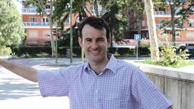 Borja Mateo, autor del libro «Vivir y trabajar fuera de España»