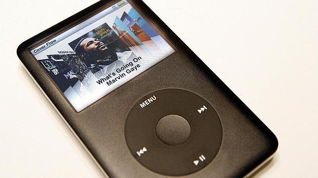 El iPod Clásico se convierte en objeto de colección y se vende por ...