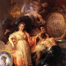 La curiosa historia de la «Alegoría de la Villa» de Goya - ABC.es