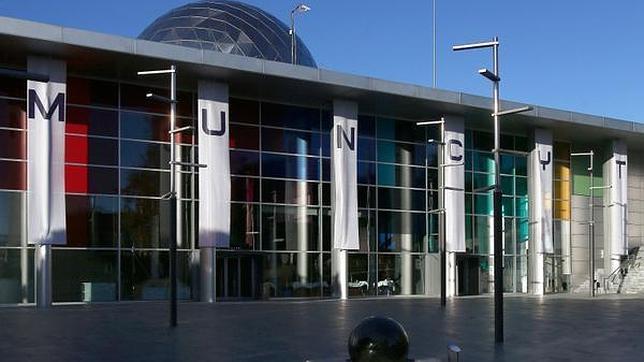 La nueva sede del Museo de Ciencia y Tecnología abre sus puertas en Alcobendas