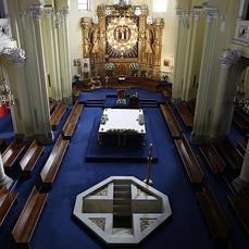 Las administraciones se unen para «salvar» la iglesia de La Paloma - ABC.es