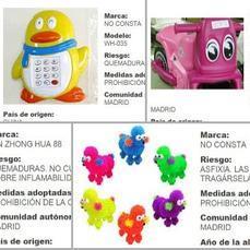 Los juguetes más peligrosos que no debes comprar esta Navidad - ABC.es