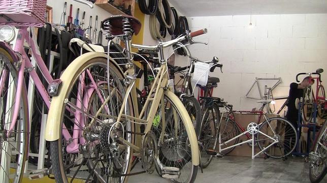 Vuelven la tiendas de bicicletas a Madrid - ABC.es